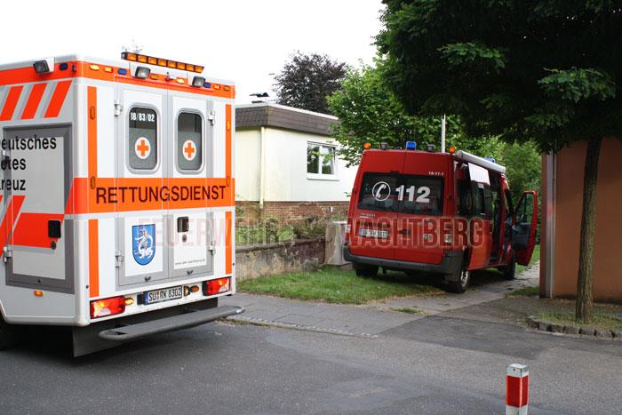 Zugübung OGS Adendorf