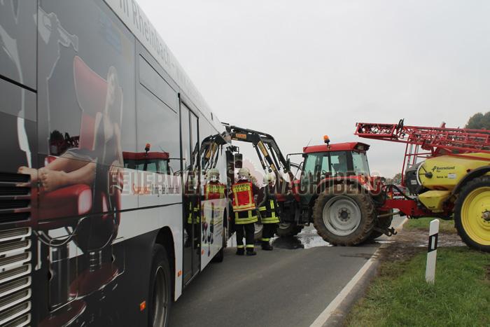 Alarmübung Feuerwehr und DRK Wachtberg 03