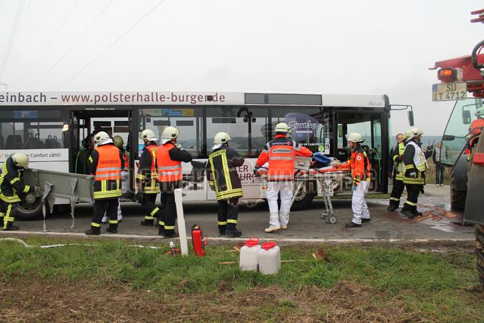Alarmübung Feuerwehr und DRK Wachtberg 04