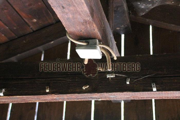 Einbruch Grillplatz Berkum 01