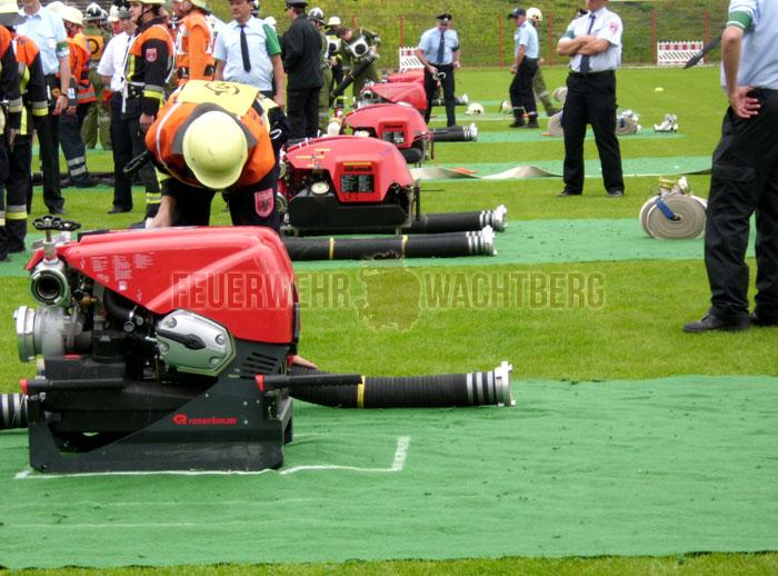 Wachtberger Kameraden erhalten Feuerwehrleistungsabzeichen des Großherzogtum Luxemburg und die Feuerwehr Leistungsspange Saarland in Bronze 03