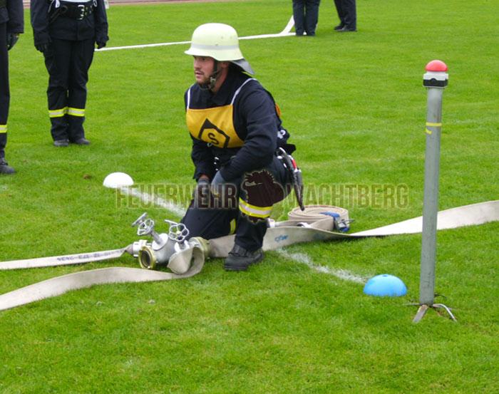 Wachtberger Kameraden erhalten Feuerwehrleistungsabzeichen des Großherzogtum Luxemburg und die Feuerwehr Leistungsspange Saarland in Bronze 05
