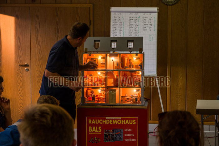 24h-Übung der Jugendfeuerwehr Wachtberg 04